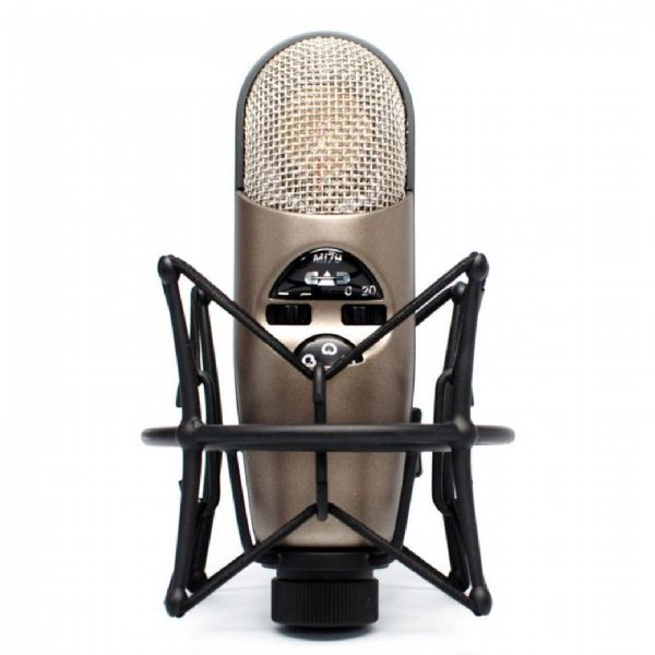 CAD Audio - CAD EQUITEK M179 VARIABLE PATTERN CONDENSER MICROPHONE - M179